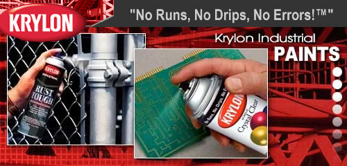 Krylon Industrial Paint